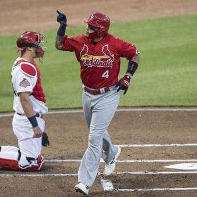 Calkins: St. Louis Cardinals' visit to Memphis 'perfect,' BBQ nachos and all