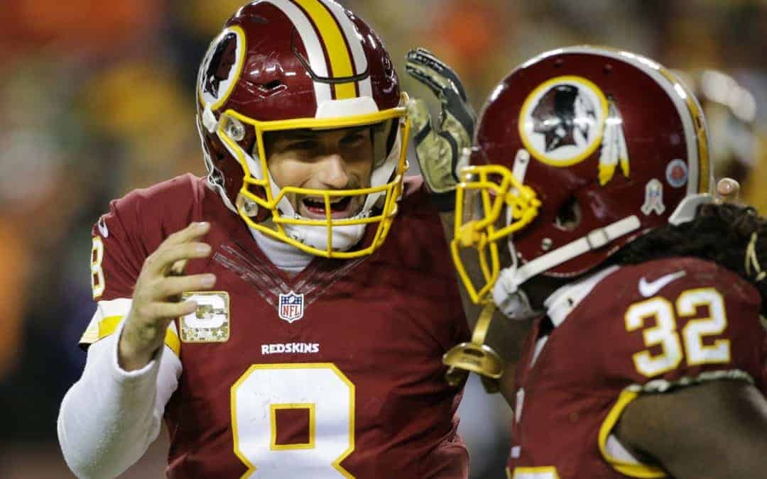 Don't tell the Hogs: Kirk Cousins shows off huge shipment of Memphis barbecue