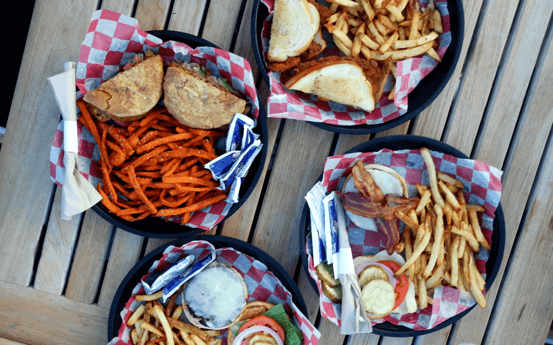 Five Favourite Meals I've Had In America | Mini Adventures