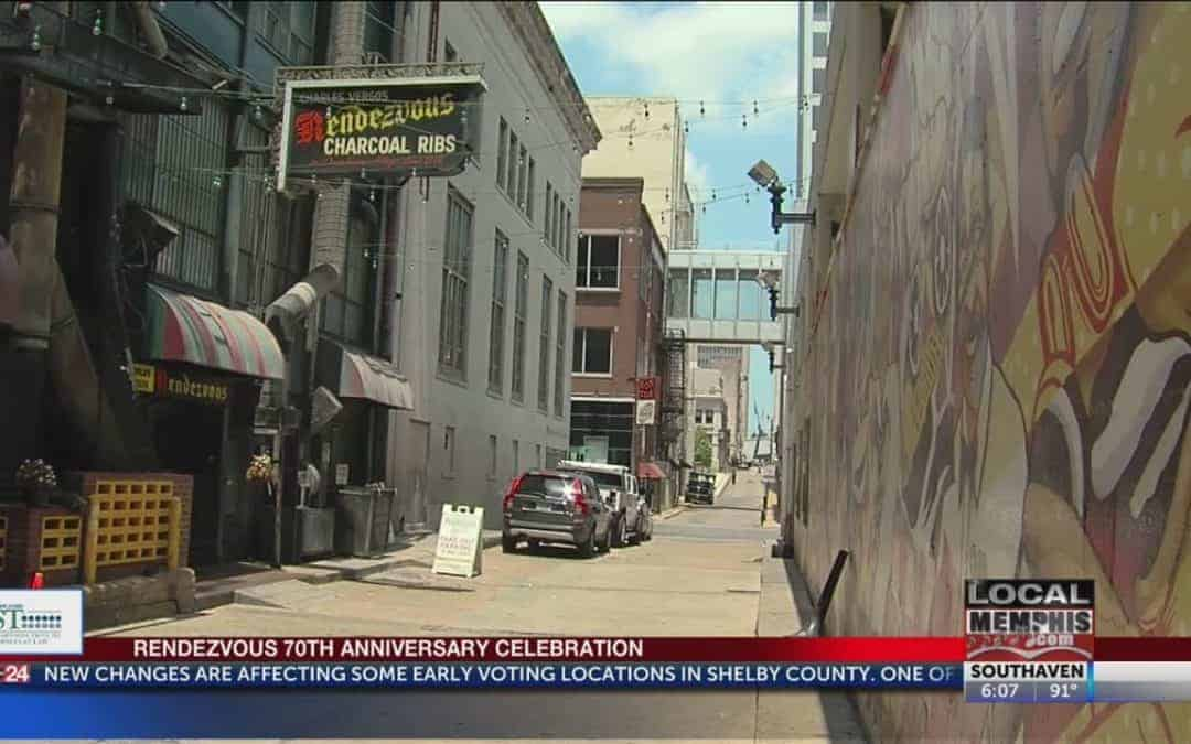 Rendezvous Celebrates 70 Years In Downtown Memphis