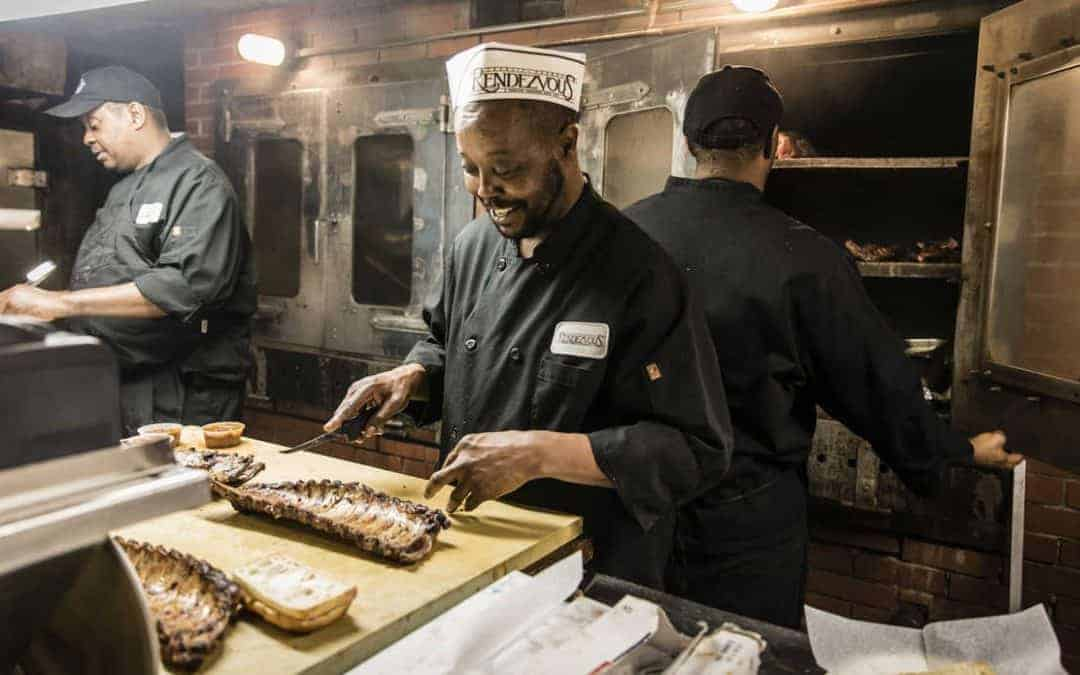 Rendezvous Ribs: A Memphis Barbecue Tradition