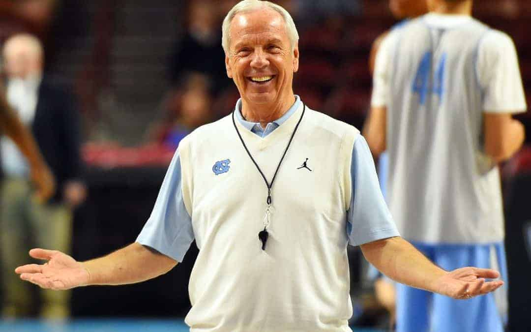 Roy Williams joined the Gary Parrish Show on Tuesday
