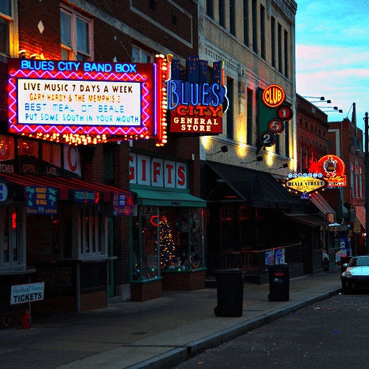 72 Hours of Blues, Brews and Barbecue in Memphis
